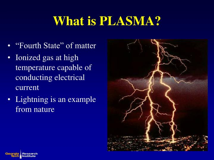 What is plasma l.jpg