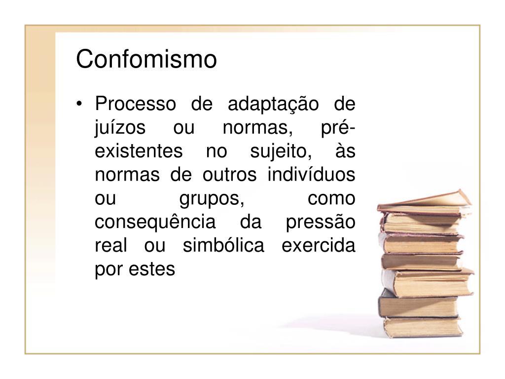 Confomismo