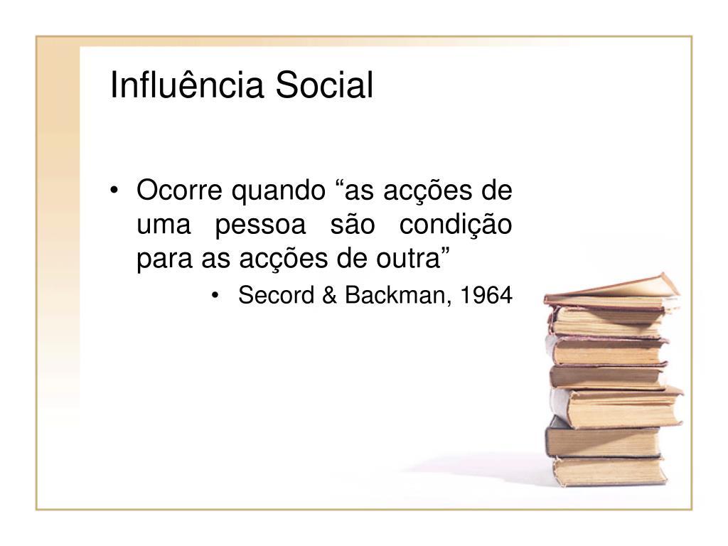 Influência Social
