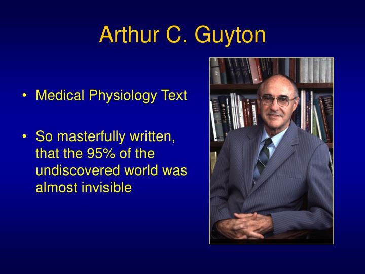 Medical Physiology Text