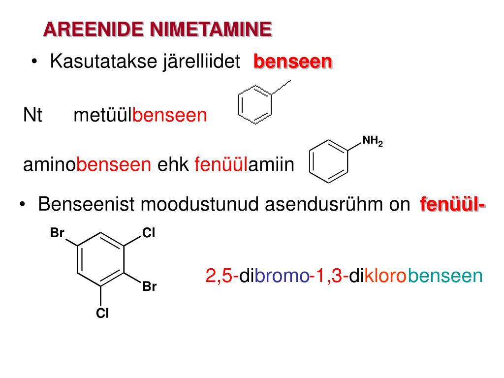 AREENIDE NIMETAMINE