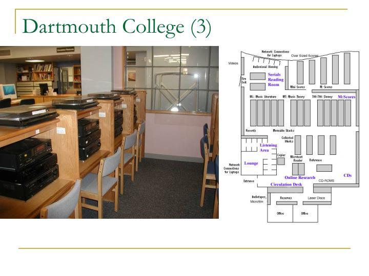 Dartmouth College (3)