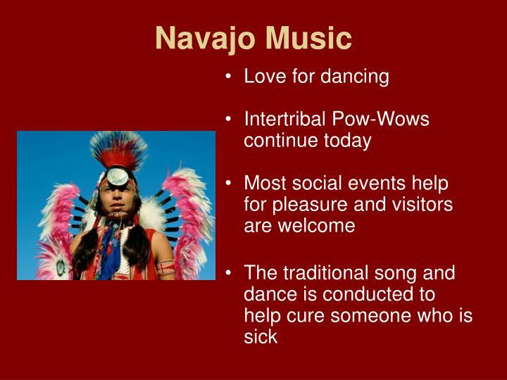 Navajo Music