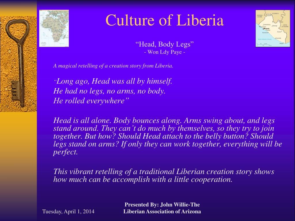 Culture of Liberia