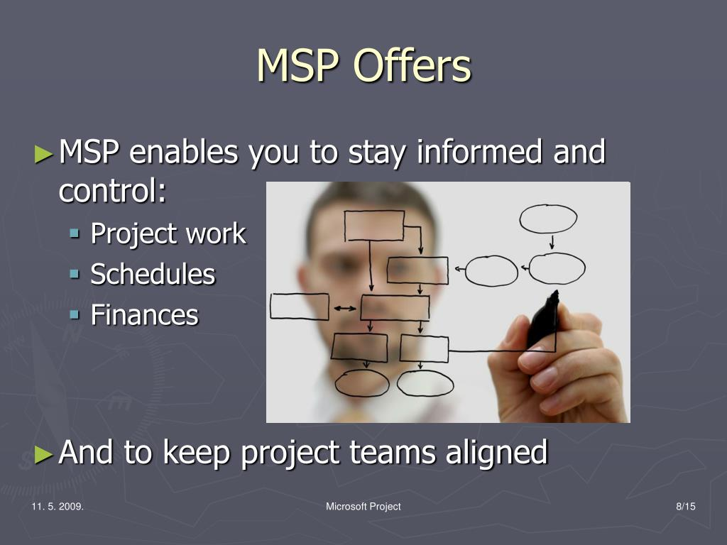 MSP Offers
