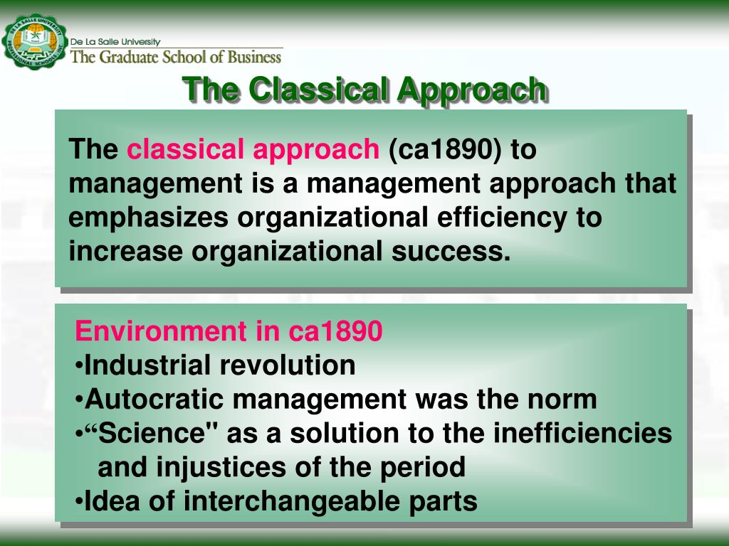 classical theory, bureaucracy and contingency theories explained essay Explain the evolution of the monetarist and new classical theories the monetarist analysis of the economy places a great deal of stress on the velocity of money, which is defined as the number of times a dollar bill change hands, on average, during the course of a year.