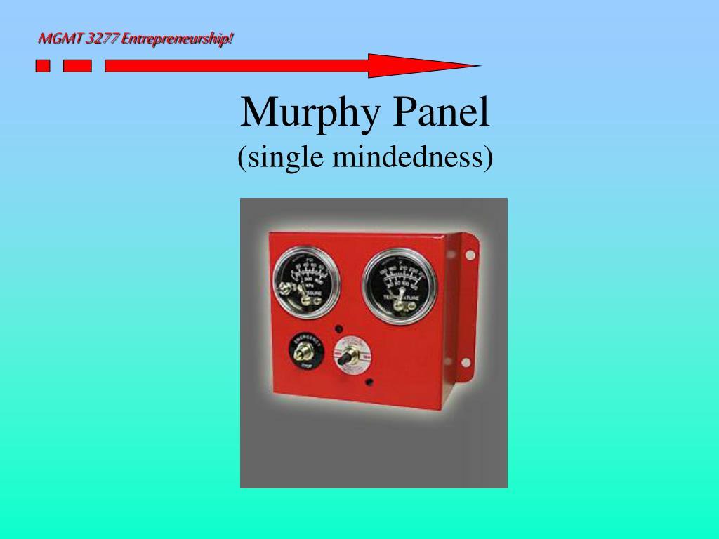 Murphy Panel