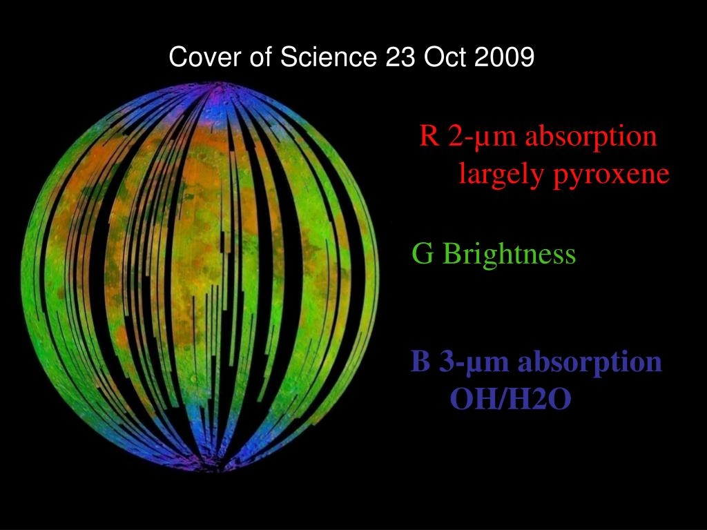 Cover of Science 23 Oct 2009