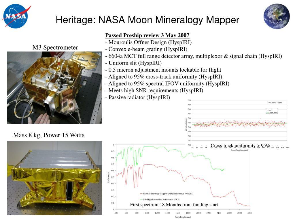 Heritage: NASA