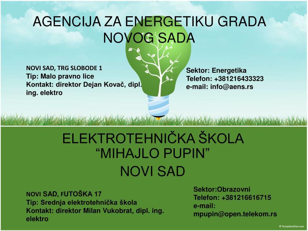 AGENCIJA ZA ENERGETIKU GRADA NOVOG SADA