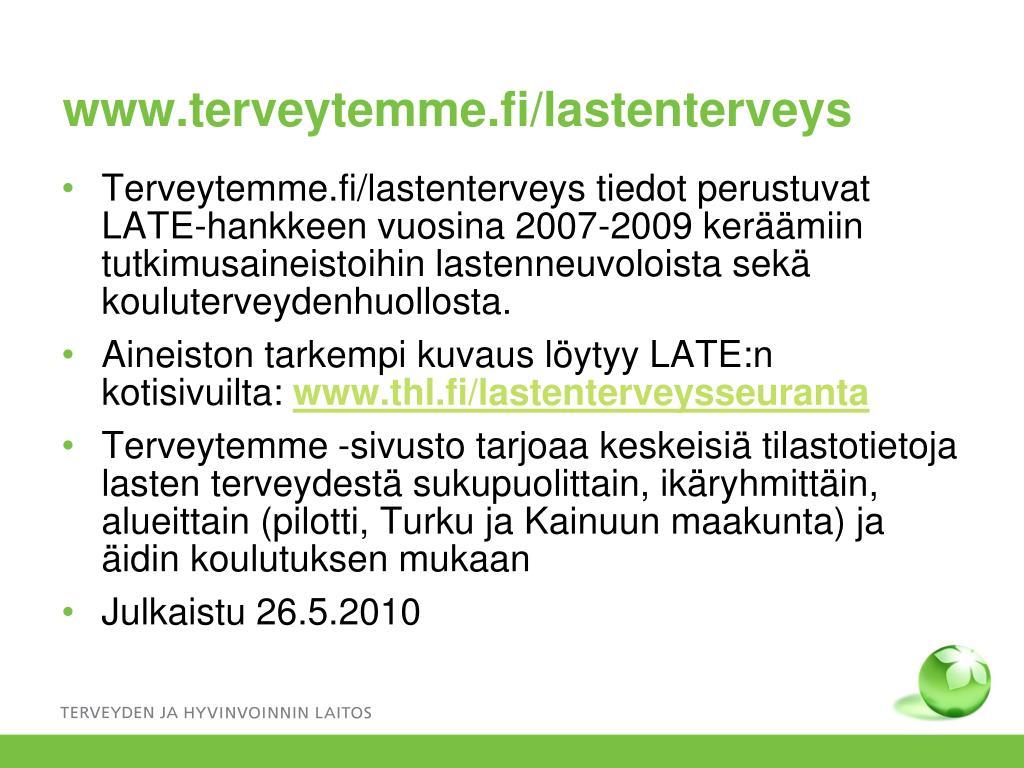www.terveytemme.fi/lastenterveys