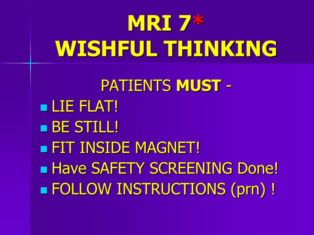 MRI 7