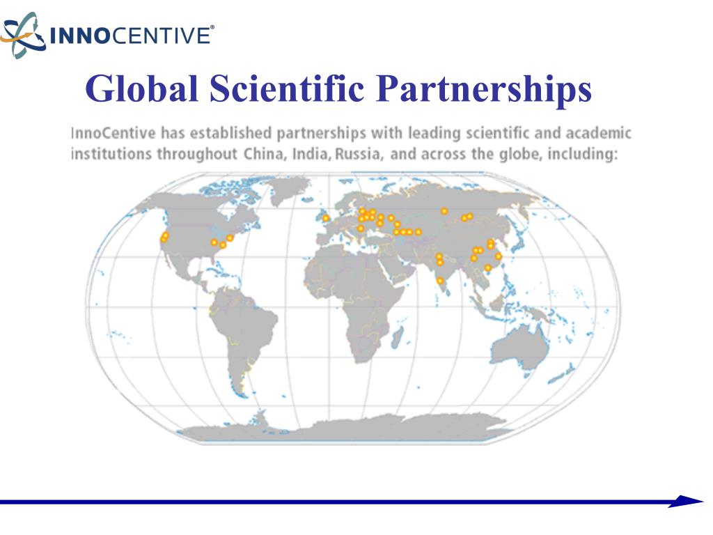 Global Scientific Partnerships