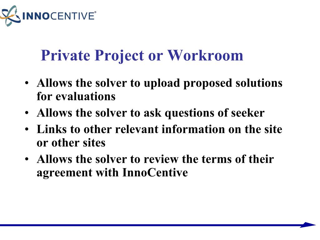 Allows the solver to upload proposed solutions for evaluations
