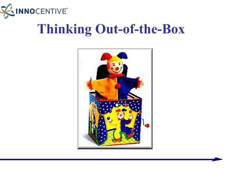 Thinking out of the box l.jpg