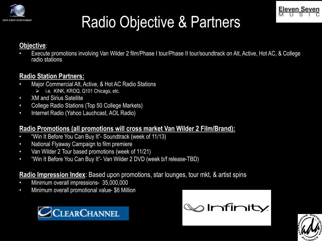 Radio Objective & Partners