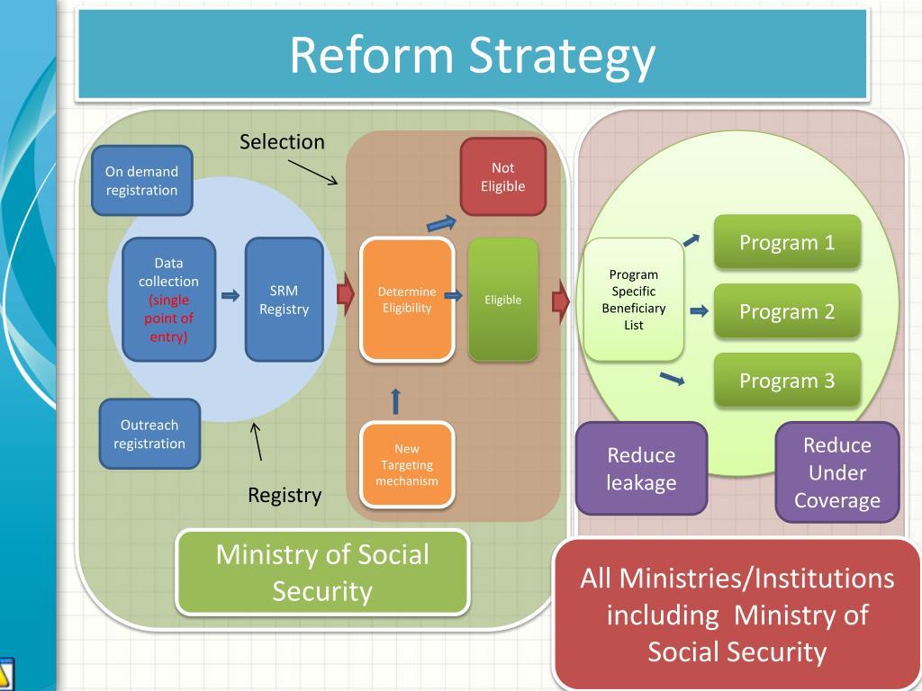 Reform Strategy