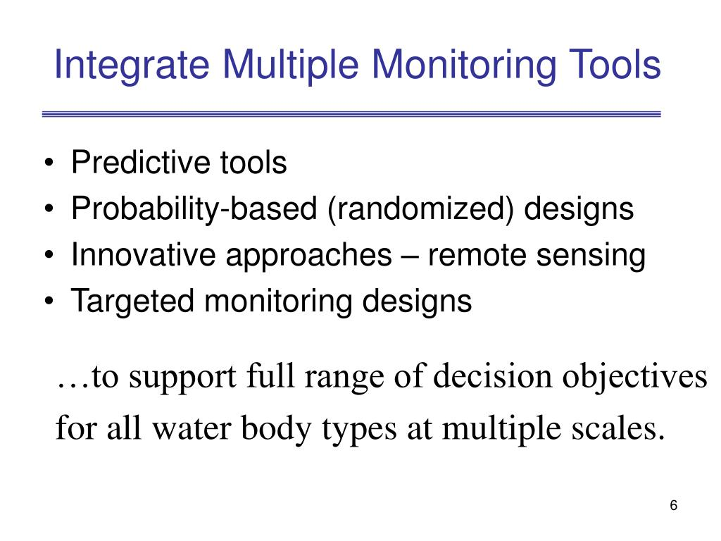 Integrate Multiple Monitoring Tools
