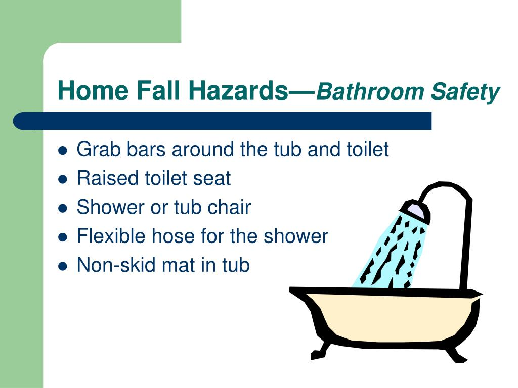 Home Fall Hazards—