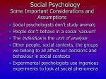 social psychology8