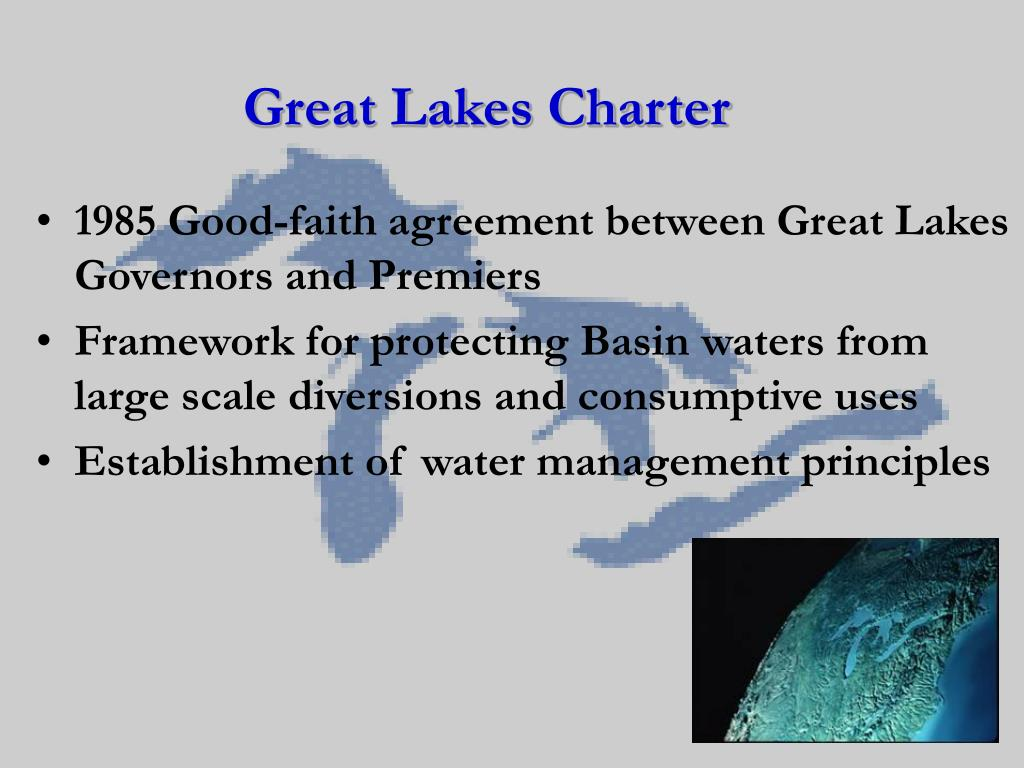 Great Lakes Charter