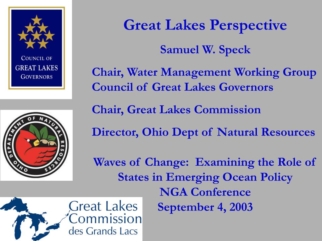 Great Lakes Perspective