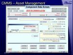 cmms asset management
