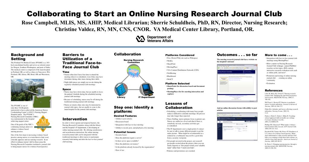 Nursing Research Committee