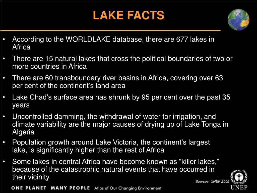 LAKE FACTS