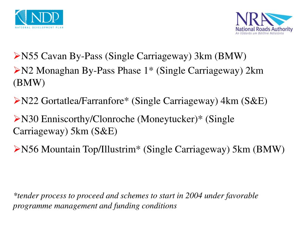 N55 Cavan By-Pass (Single Carriageway) 3km (BMW)