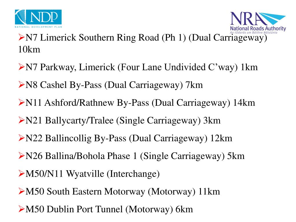 N7 Limerick Southern Ring Road (Ph 1)