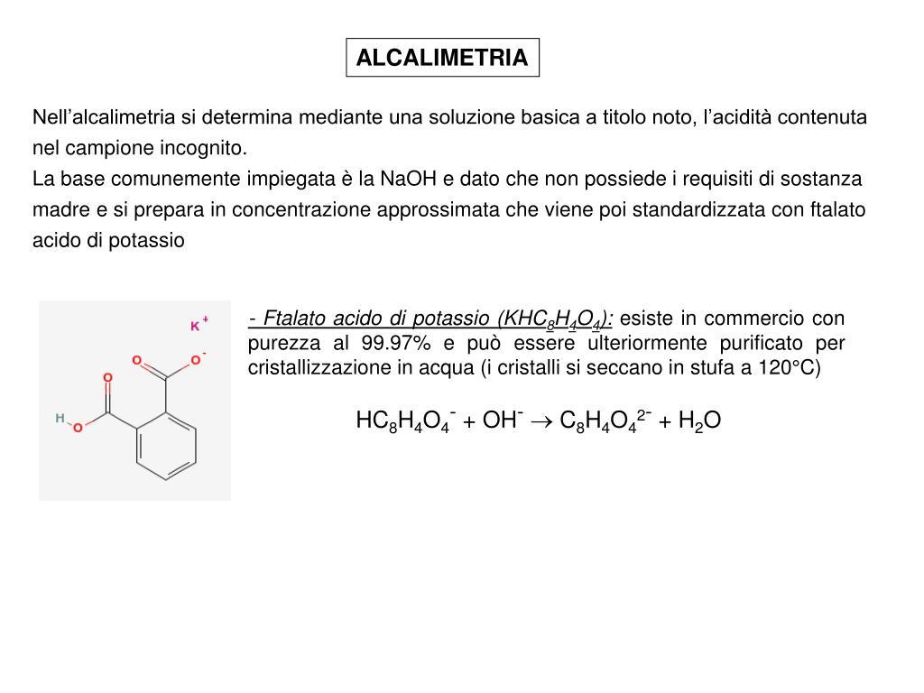 ALCALIMETRIA