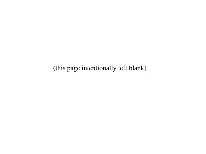 (this page intentionally left blank)