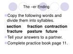the er ending25
