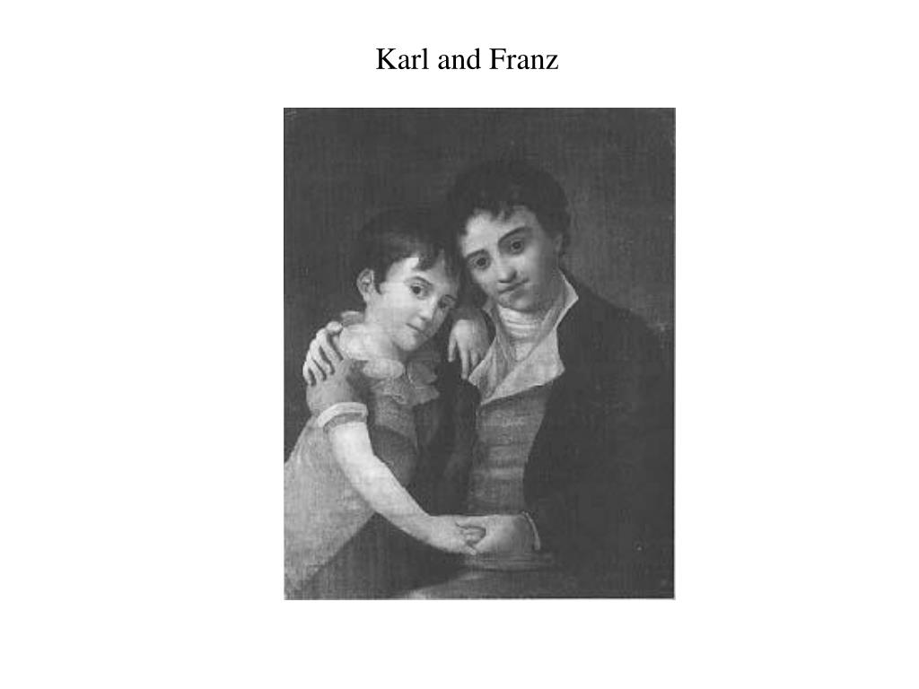 Karl and Franz