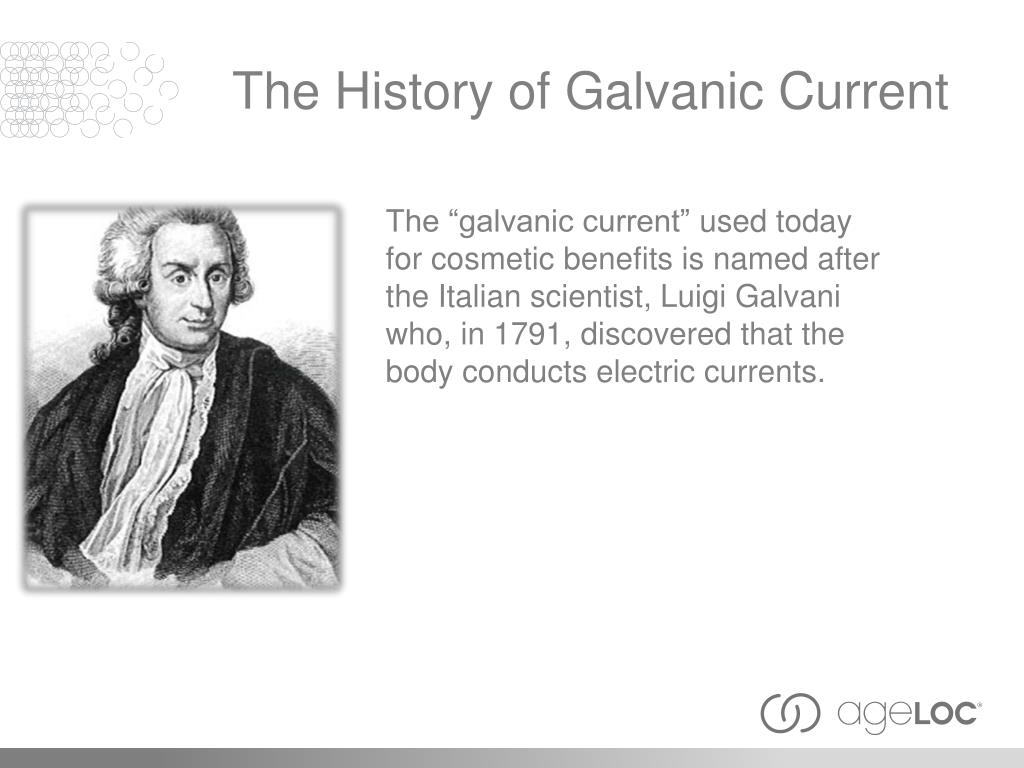 The History of Galvanic Current