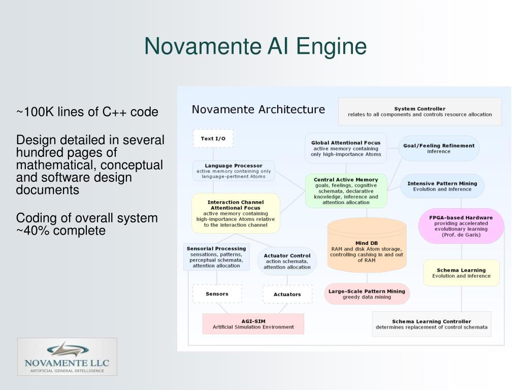 Novamente AI Engine