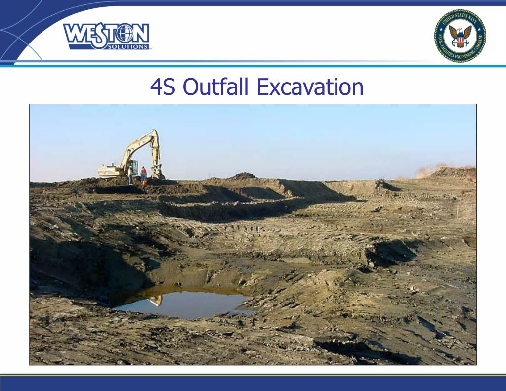 4S Outfall Excavation