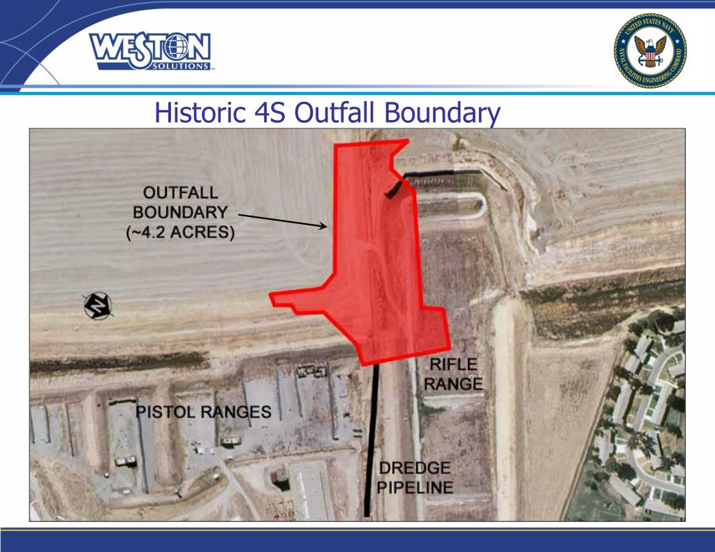 Historic 4S Outfall Boundary
