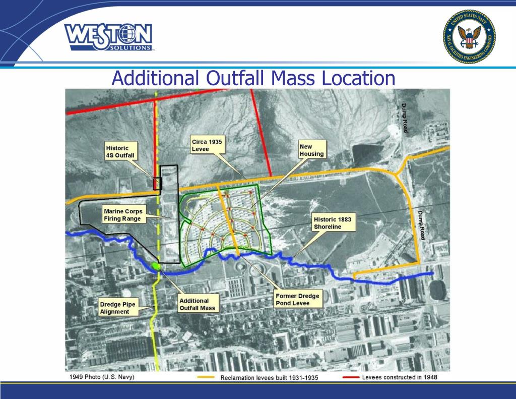 Additional Outfall Mass Location