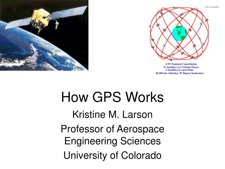 How gps works l.jpg
