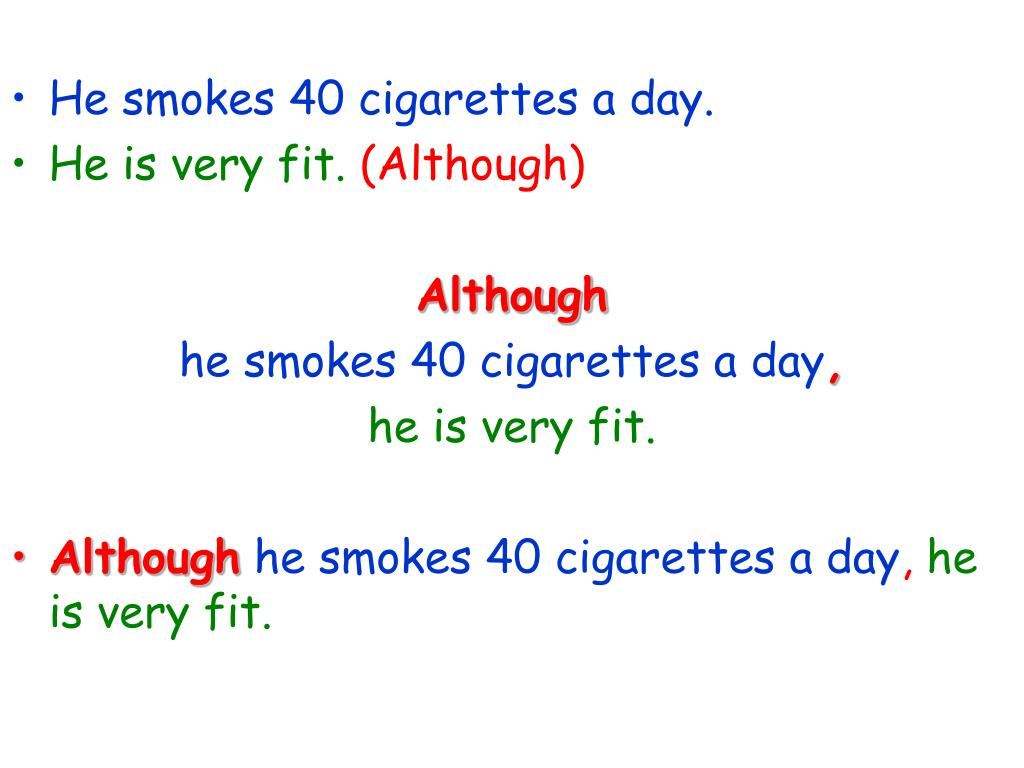 He smokes 40 cigarettes a day.