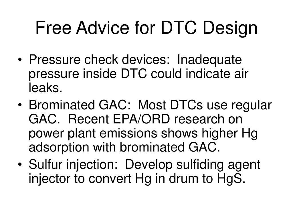 Free Advice for DTC Design