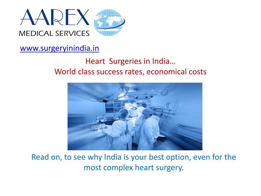 www.surgeryinindia.in