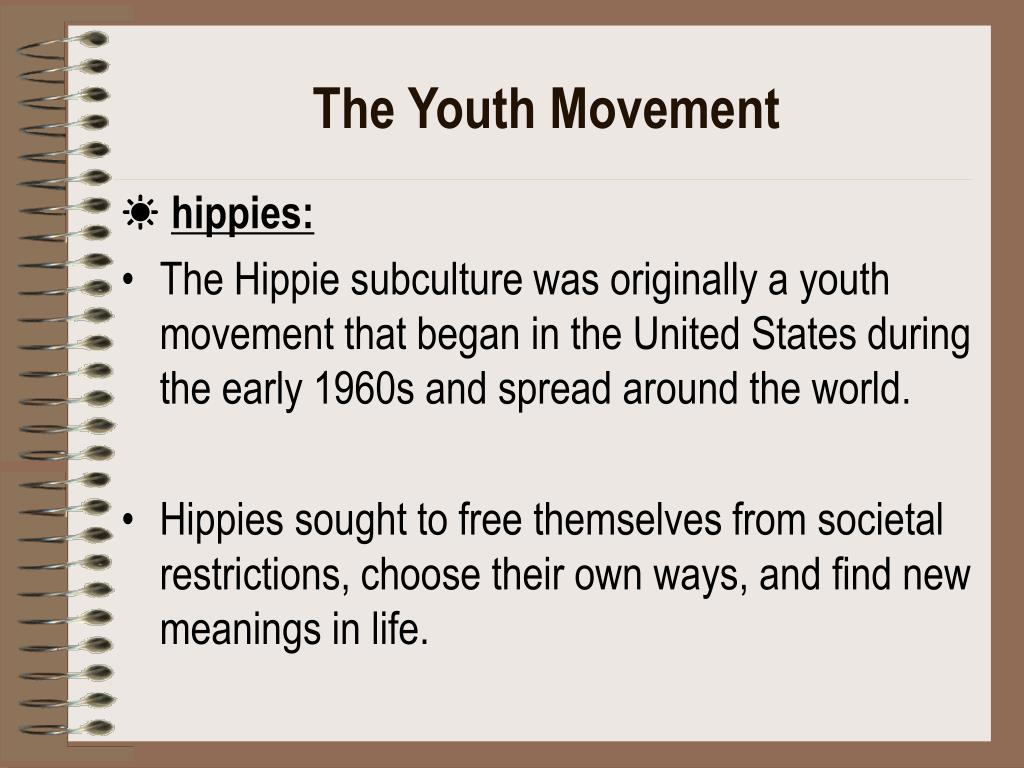 The Youth Movement