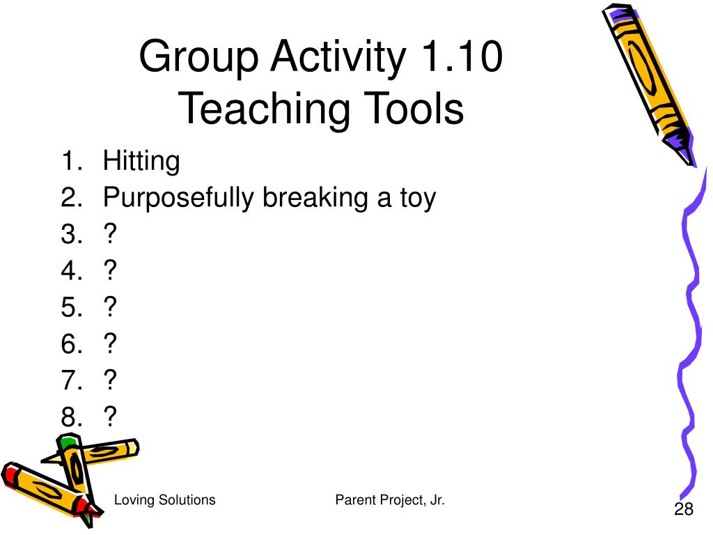Group Activity 1.10