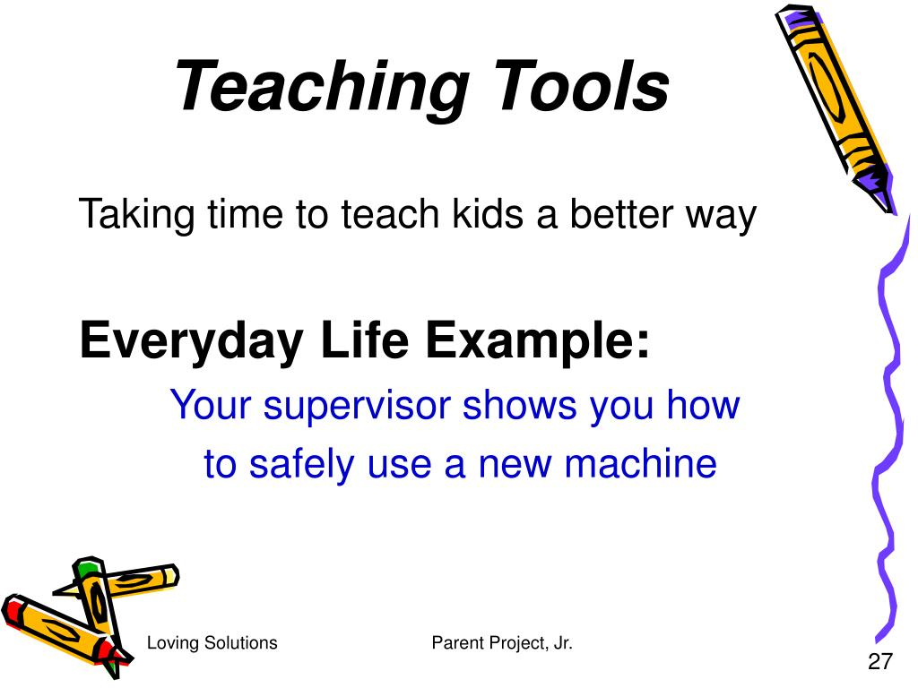 Teaching Tools