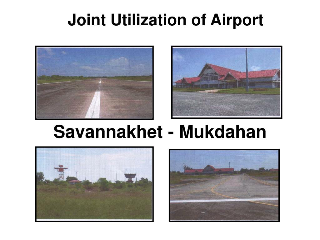 Joint Utilization of Airport