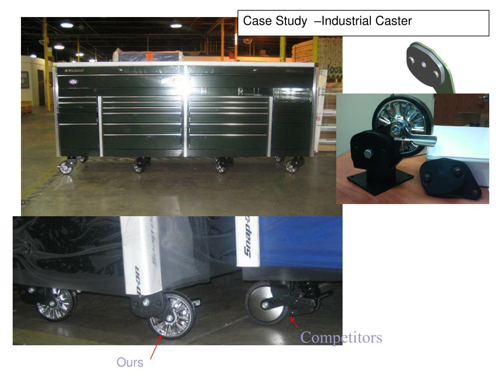 Case Study  –Industrial Caster