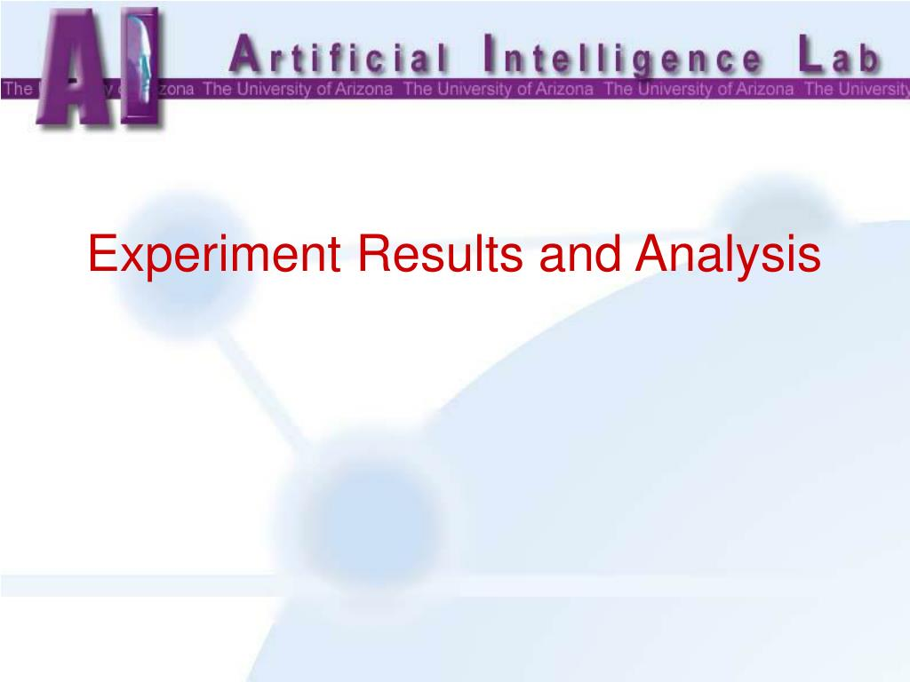 Experiment Results and Analysis
